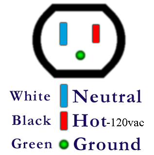7_outlet_wiring simple power distribution for audio recording applications Wiring 120VAC Outlet at crackthecode.co
